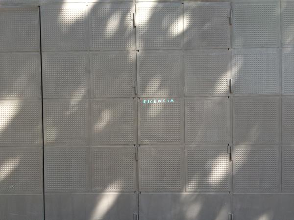 street wisdom- metallic door1_1