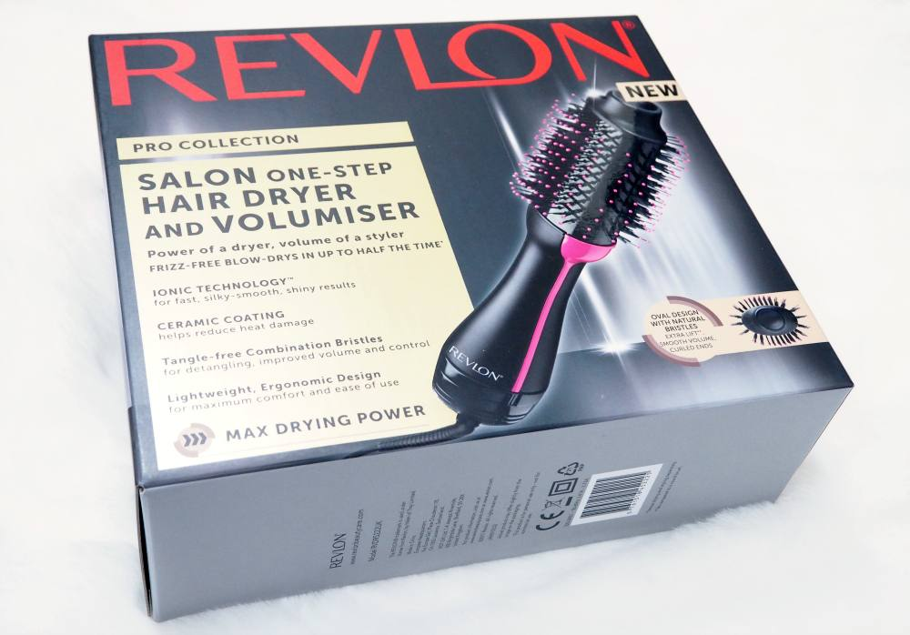 Revlon Salon One Step Hair Dryer And Volumiser Gemma Etc