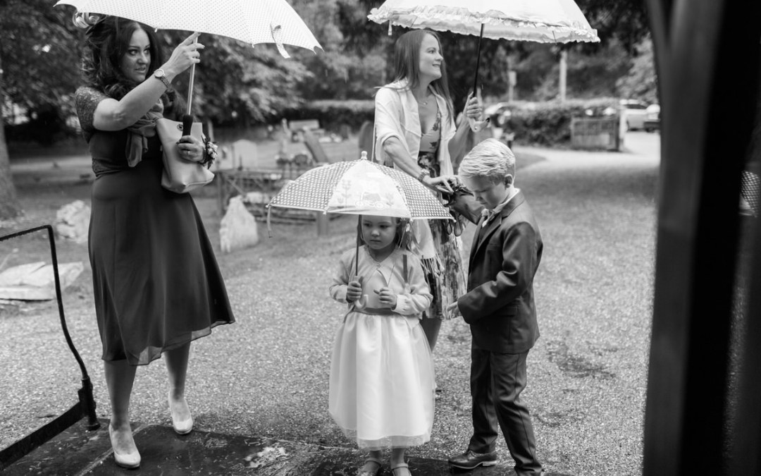 What if it rains on your wedding day?