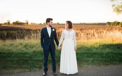 Bury St Edmunds Garden Wedding