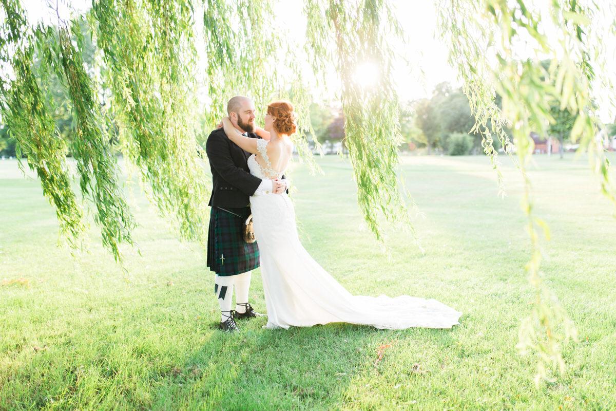 Channels wedding photos