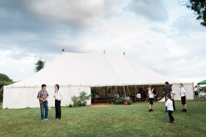 Marquee wedding in Black Notlely, Braintree