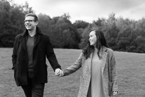 Engagement shoot in Colchester
