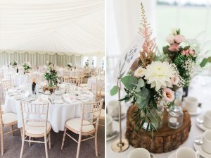 Marquee wedding in Stanford-le-Hope