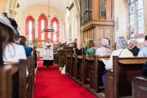 Braxted church wedding
