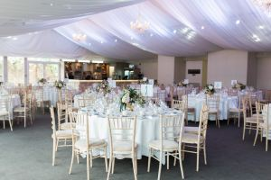 braxted park wedding venue reception room
