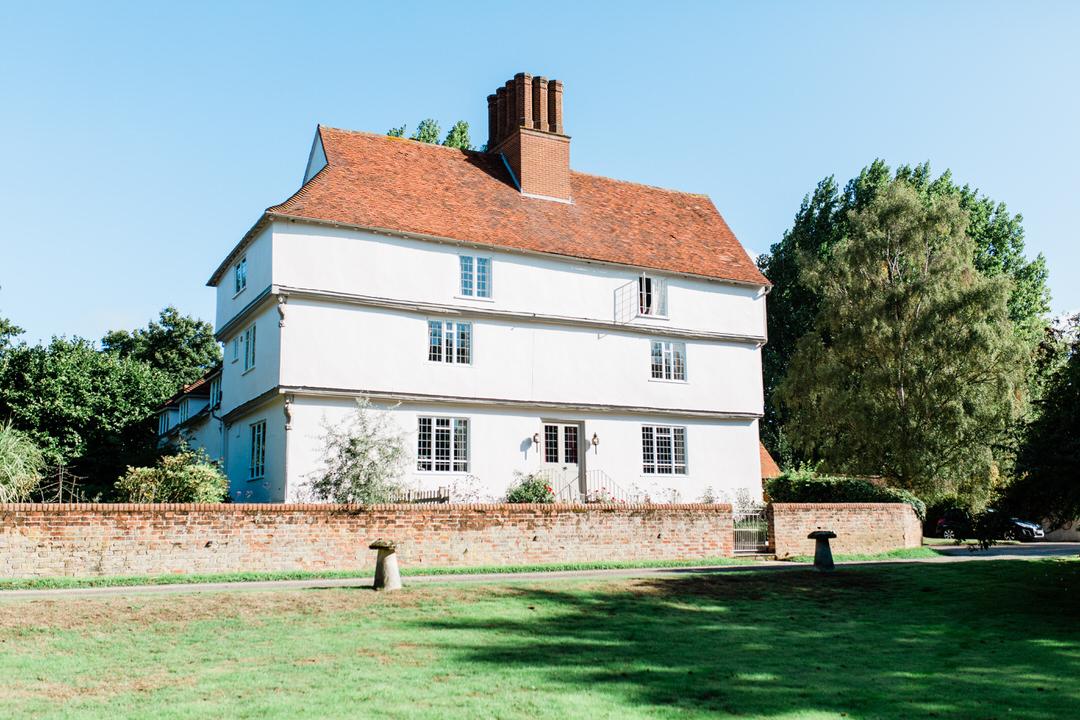 Houchins farm house