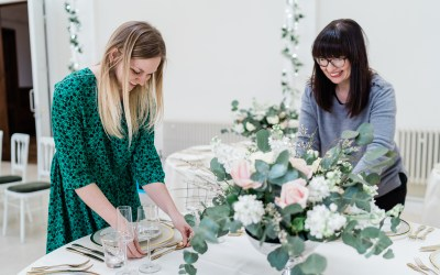 An interview with wedding planners