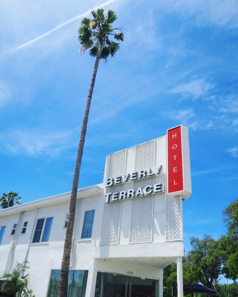 Hotel Beverly Terrace