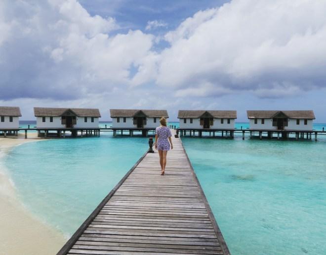 Overwater villas
