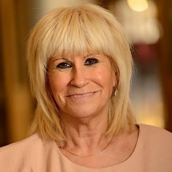 Portrait de Christiane Gutiérrez - secrétaire générale adjointe de GEMME EUROPE, membre de GEMME-FRANCE