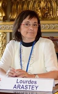 Portrait de Lourdes ARASTEY - membre du conseil d'administration - GEMME Espagne