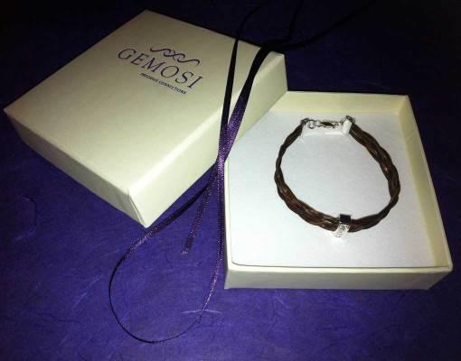 Harmony horse hair bracelet box