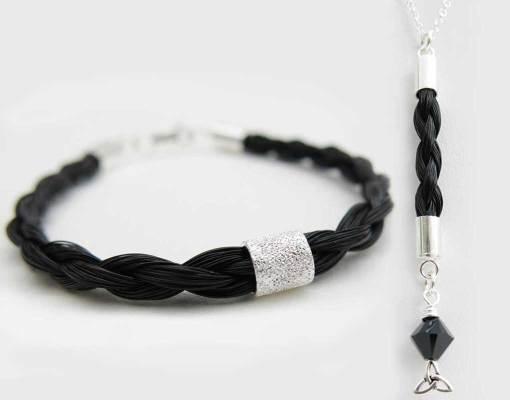 Gemosi Trinity necklace and Spirit bracelet offer