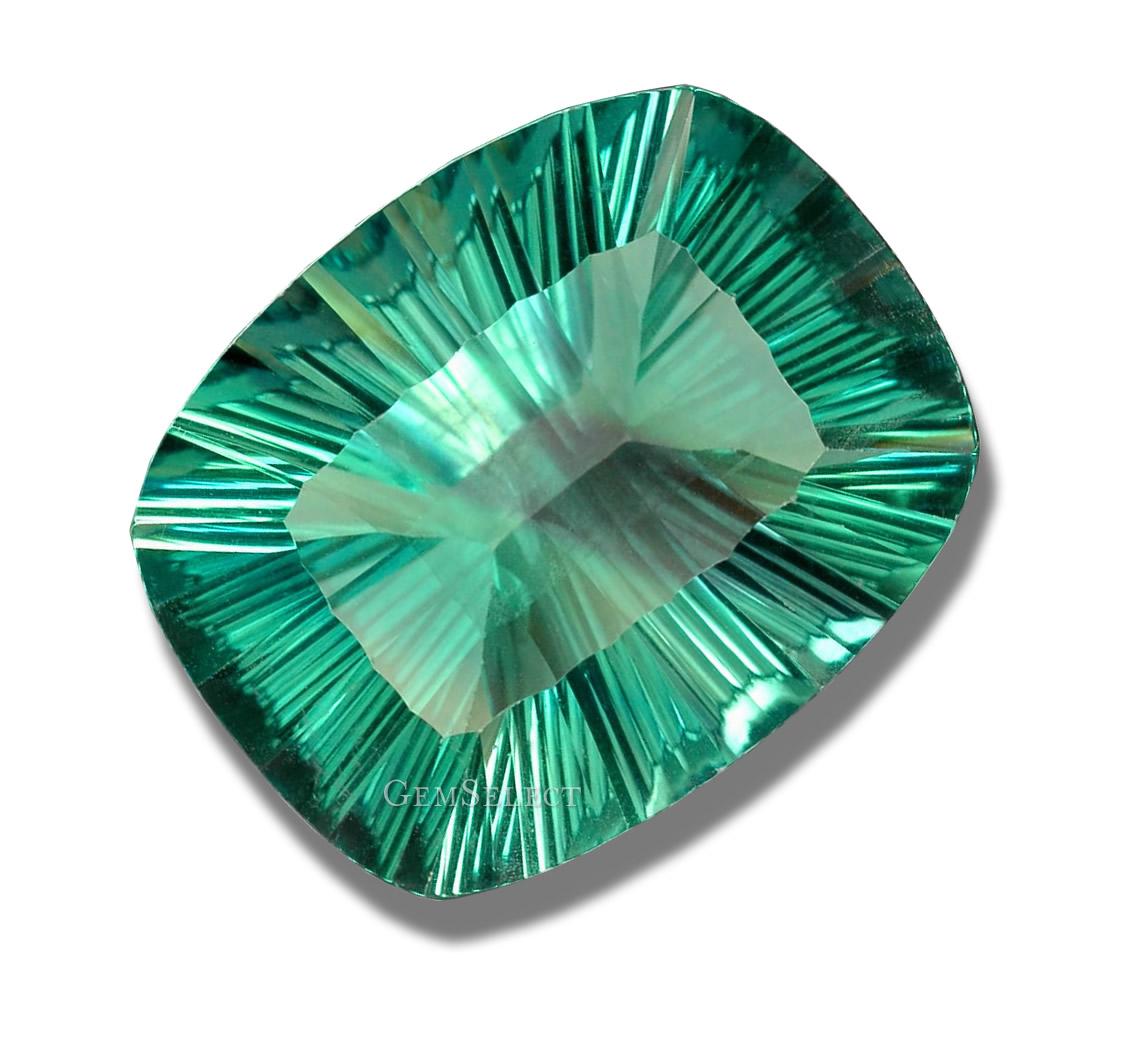 Fluorite Gemstone Information GemSelect