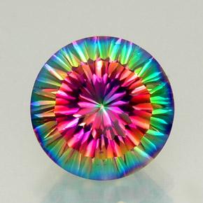 Rainbow Quartz Gem Stones