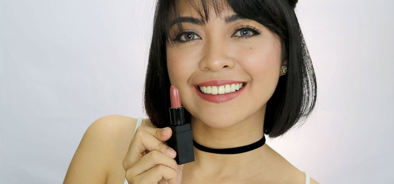 Muy Bien Bonita Cosmetics Lipsticks Review - Gen-zel She Sings Beauty