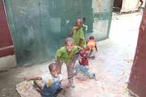Haitian Orphans