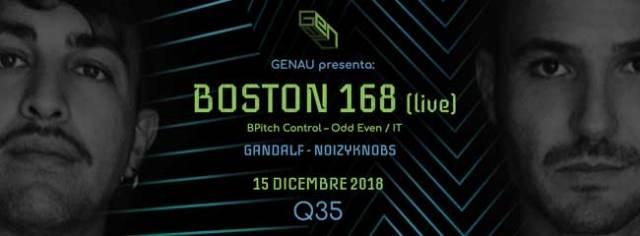 Boston 168