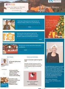 Thumbnail Of UN Women Kenya News_Issue 014