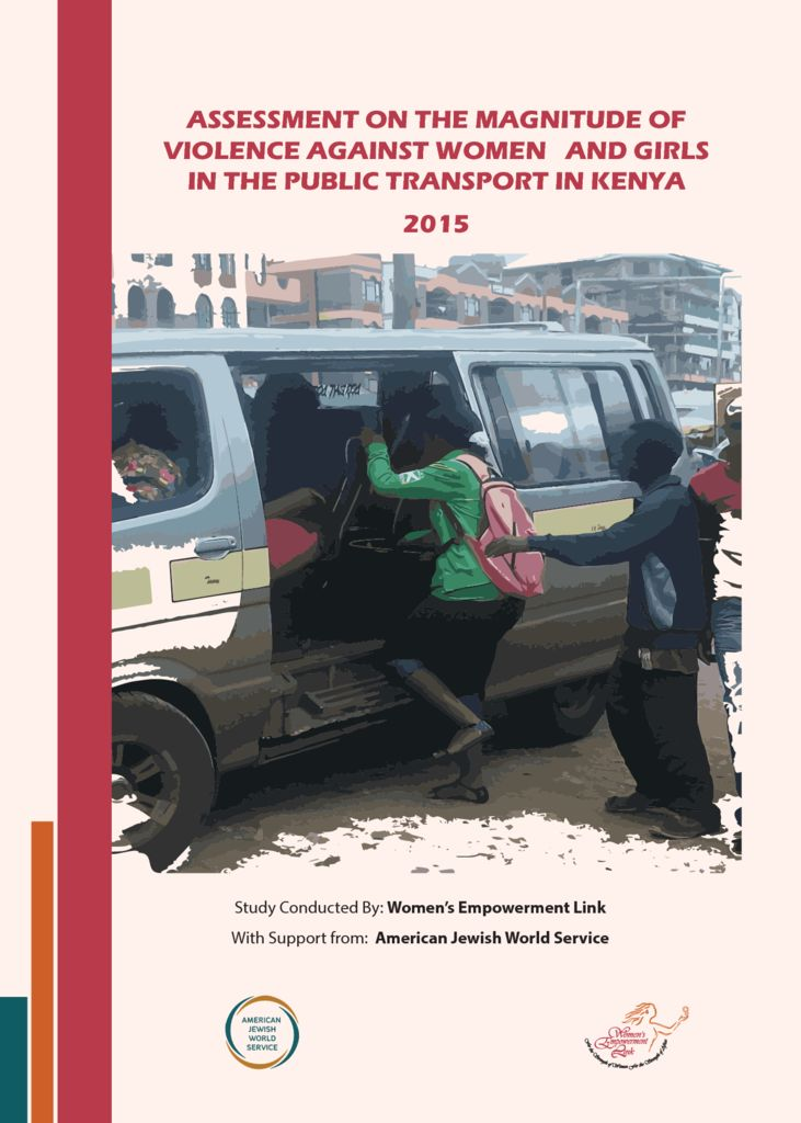 thumbnail of Violence Against Women & Girls in Public Transport by WEL-1