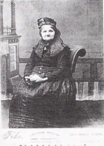 Anna Němeček, 1890s?