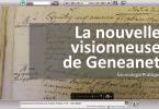 La nouvelle visionneuse de Geneanet