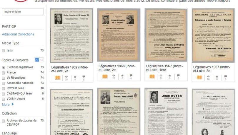 les archives électorales du CEVIPOF genealogiepratique