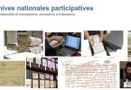 Archives nationales participatives