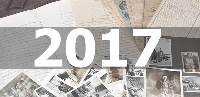 Genealogie Pratique Bilan 2017