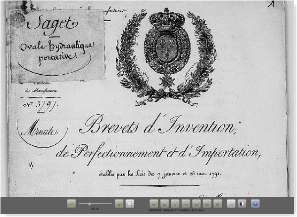 Base INPI _ Retrouvez vos ancêtres inventeurs_Brevet vue 01