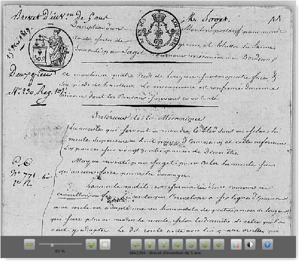 Base INPI _ Retrouvez vos ancêtres inventeurs_Brevet vue 03