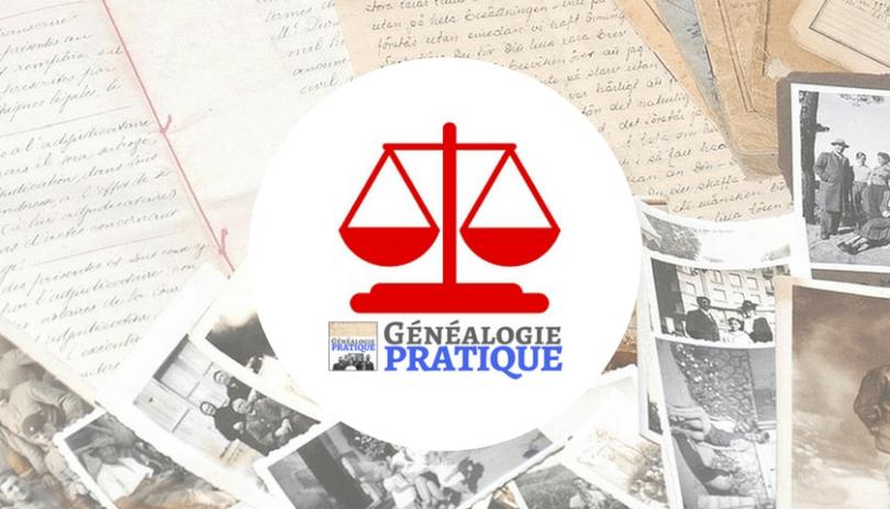 Génealogie Pratique Mentions légales