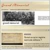 Actualité genealogie Octobre 2018 -  Grand Mémorial _ 8 départements et 440000 Poilus de plus
