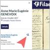 Actualité genealogie Septembre 2018 - Importer une personne dans votre généalogie