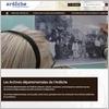 Actualité genealogie Septembre 2018 - Un nouveau site Web pour les archives de l'Ardèche
