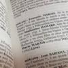 Actualité genealogie Decembre 2018 - Le livre automatique Patronomia partenaire de Geneanet