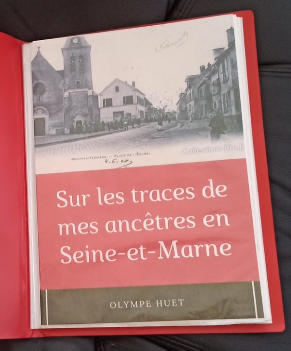 Sur les traces de mes ancêtres en seine-et-marne