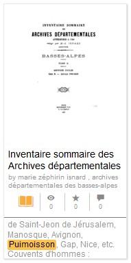 Votre généalogie avec Archive.org-Exemple Couverture inventaire