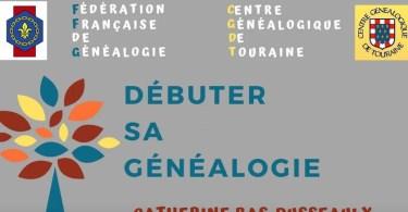 CGDT - Débuter sa généalogie