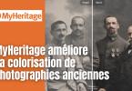 MyHeritage améliore sa colorisation de photographies anciennes