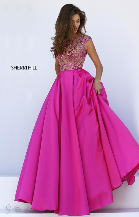 Sherri Hill 32359 Eloise Gown Prom Dress