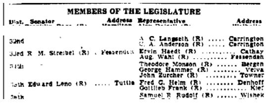 john zurcher state legislature
