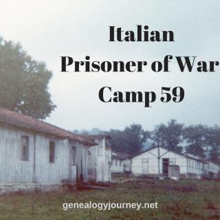 Italian POW Camp 59