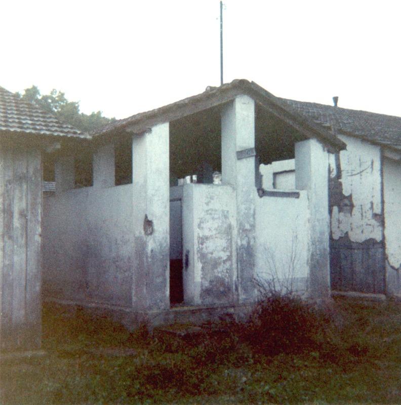 Camp 59 latrine