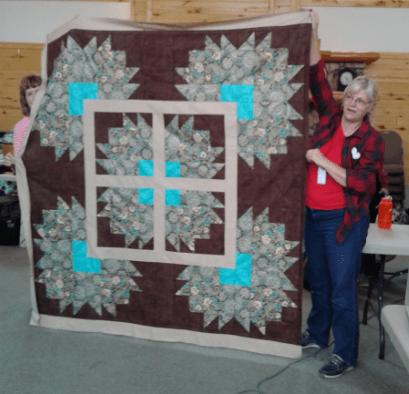 Wickman quilt