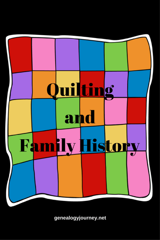 Quilting and Family History