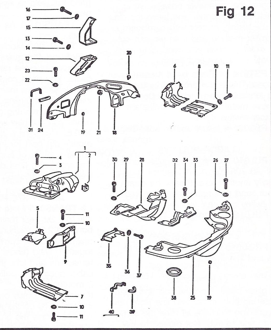 Vw Rear Engine Tin