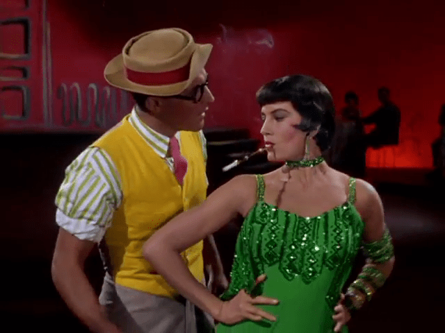 """The Red Room: """"Broadway Melody"""" (song) in Singin' in the Rain"""