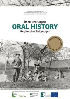 Cover Begleitbuch Oral History Kleinregion Schemerl